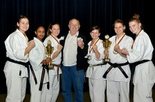 li.Vizemeister re. Deutsche Kumite Meister Team-neue Groesse